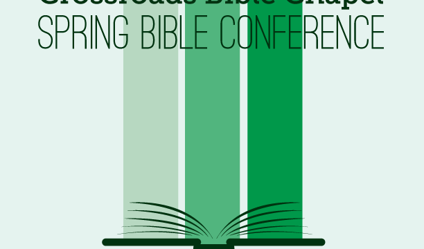 Spring Bible Conference 2014
